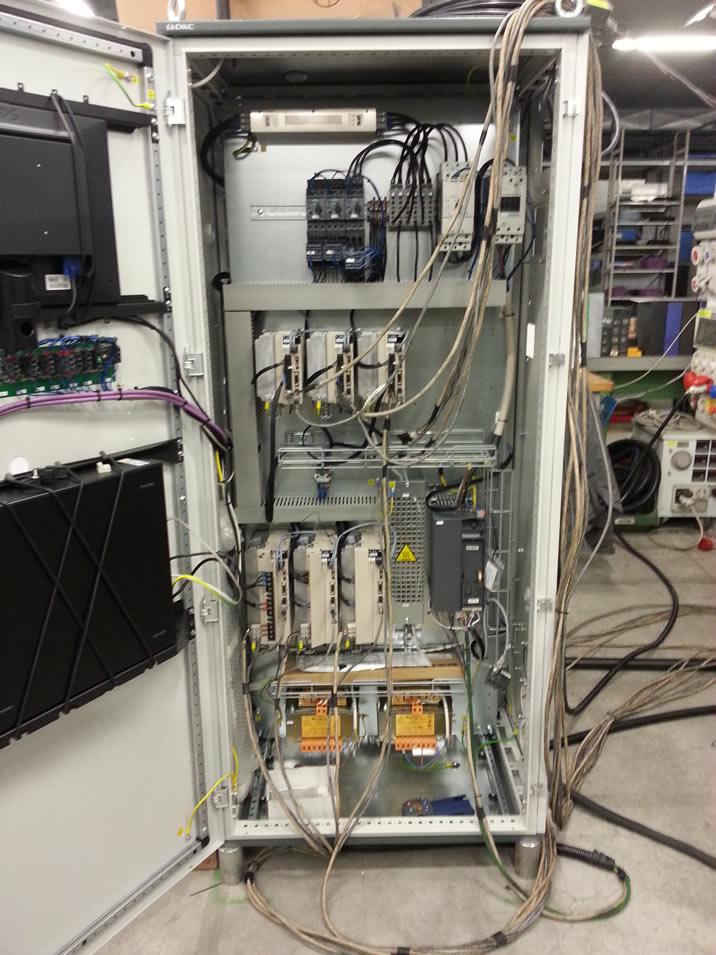Quadri elettrici certificati ul realizzazione e for Quadri per ufficio tecnico